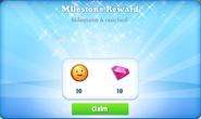 Me-striking gold-26-milestone