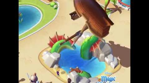 Update 4 - Sea Serpent Swing
