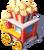 Bc-popcorn cart