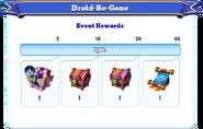 Me-droid-be-gone-1-milestones