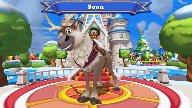 sven disney magic kingdoms wiki fandom powered by wikia