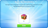 Me-dont be shellfish-2-prize-2