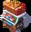 Bc-fruitcake stand