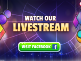 Update 27 Livestream Sweepstakes 2019