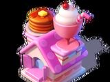 Pancake Milkshake Stand