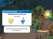 Q-the wildest party around
