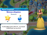 Welcome a Stepsister