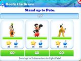 Goofy the Brave