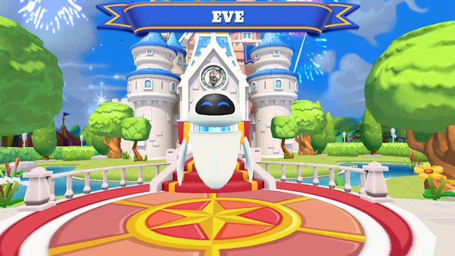 Eve Disney Magic Kingdoms Wiki Fandom Powered By Wikia