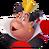 C-queen of hearts