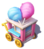 Bc-cotton candy cart