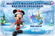 Mickey Mouse (Holiday)