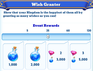 Me-wish granter-6-milestones