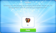 1ya-day 4-gift-missing