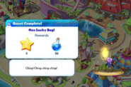 Q-one lucky bug