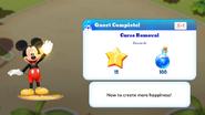 Q-curse removal