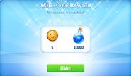 Me-striking gold-11-milestone