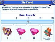 Me-fly free-1-milestones