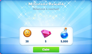 Me-the claws-1-milestone