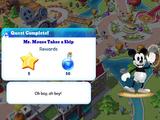 Mr. Mouse Takes a Skip