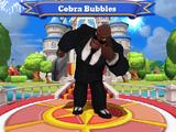 Cobra Bubbles