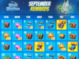 Calendar Rewards