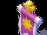 Flag of Corona
