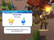 Q-tavern talk