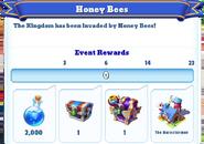 Me-honey bees-1-milestones