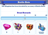 Me-battle bots-1-milestones