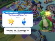 Q-the dinosaur within-1