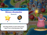 Welcome a Grandmother