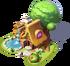 Ba-fairy hut