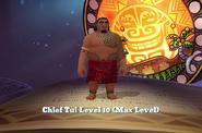 Clu-chief tui-11