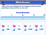 Me-wish granter-1-milestones