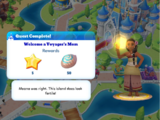 Welcome a Voyager's Mom
