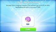 Me-dont be shellfish-3-prize