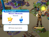Welcome a Blacksmith