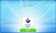 Bc-ice cream stand-gift