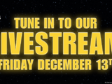 Update 36 Livestream Sweepstakes 2019
