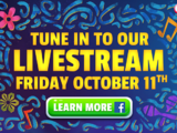 Update 34 Livestream Sweepstakes 2019