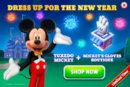 Mickey Mouse (Tuxedo)