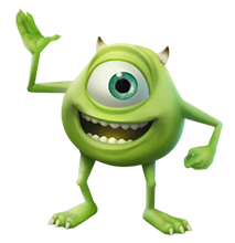 Mike Wazowski | Disney Magic Kingdoms Wiki | Fandom