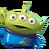 C-toy alien