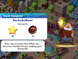 One Lucky Dwarf