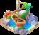 Ba-sea serpent swing