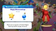 Q-happy homecomings