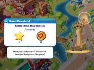 Q-battle of the bug-hunters