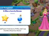It Was a Lovely Dream