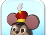 Timothy Q. Mouse Ears Token